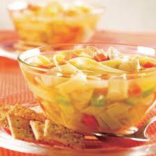 photo de recette de cuisine recette de bouillon de poulet maison recettes cuisine et
