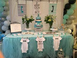 baby shower decorating ideas ideas awful babyhower decoration for boy idea themes diy baby shower