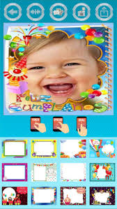 happy birthday photo frames edit and create cards on the app store