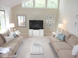 image living room design home interior our was painted tiles floor