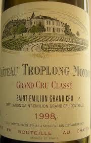 learn about chateau troplong mondot 1998 château troplong mondot bordeaux libournais st