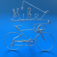 43 best bicycle metal wire images on wire