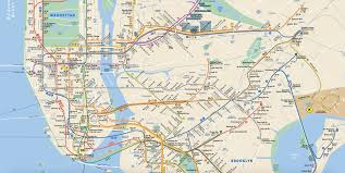 Mya Subway Map by Get Free Nyc Maps New Yorker Tips