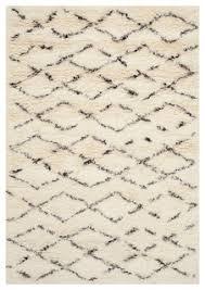 Scandinavian Area Rugs by Safavieh Zena Hand Knotted Rug Scandinavian Area Rugs By