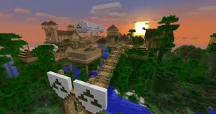 Shannara Map Elessedil And Arborlon The Elven Cities Download Minecraft Project