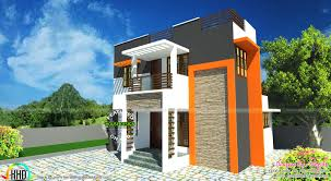 650 Square Feet Small And Beautiful Contemporary House Kerala Home Design