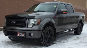2013 ford f150 black 2013 ford f 150 fx4 crew appearance pkg w leather sunroof