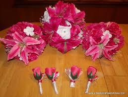 Silk Wedding Flowers Begonia Pink Silk Wedding Flowers Www Silkweddingflowersforless
