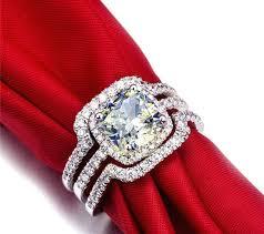 wedding rings nigeria 3 set wedding rings cusion enaement 3 set wedding rings in nigeria
