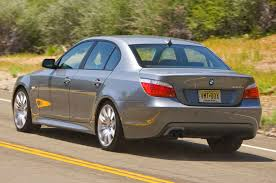 2010 bmw 550i 134 100 bmw 5 series cars recalled for taillight issue