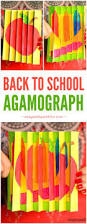 back to agamograph template easy peasy and fun