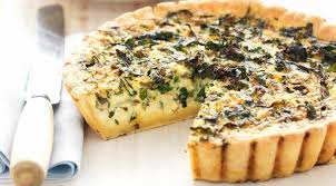 Spinach Quiche With Cottage Cheese by Spinach Quiche Cook Diary