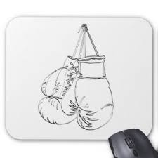 boxing gloves mouse pads zazzle