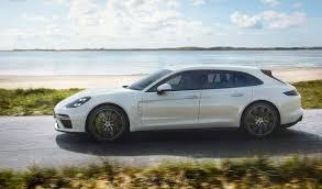 Porsche Panamera Colors - revealed 2018 porsche panamera turbo s e hybrid sport turismo