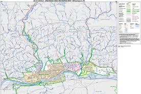 map of williamsport pa municipal separate sewer systems ms4