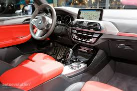 future bmw interior bmw already working on future x3 and x4 models lwb x3 planned for