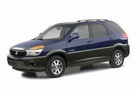 2003 buick rendezvous new car test drive