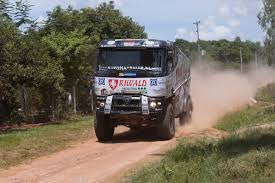 2017 Dakar Rally A Promising Start For Renault Trucks With
