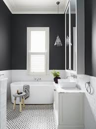 Black And White Bathroom Tile Design Ideas Bathroom Design Awesome Black White And Grey Bathroom Bathroom