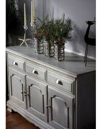 pin spiring buffets with chalk paint unfolded