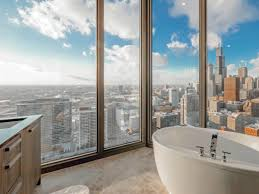 3 Bedroom Apartments Chicago Tour A Spectacular 3 Bedroom Loft Style Penthouse At 1001 South