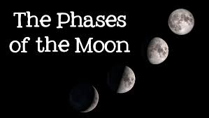 phases of the moon astronomy and space for freeschool