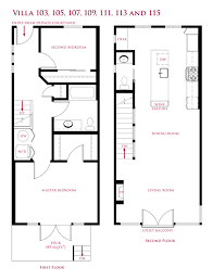 floorplans test u2014 the villas