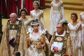 1953 coronation of queen elizabeth u0027the procession u0027 youtube