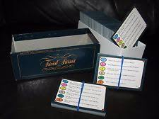 trivial pursuit 80s trivial pursuit cards ebay