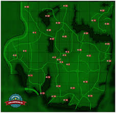 Fallout Maps by Map Of Malden Sector 2 Fallout 4 Game Guide U0026 Walkthrough