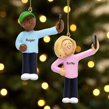 personalized christmas ornaments for her at personal creations