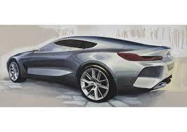 bmw concept 8 series design sketches 05 2017