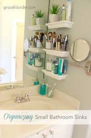 bathroom storage ideas for small spaces 29 sneaky diy small space storage and organization ideas on a