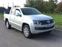 volkswagen amarok 2015 used volkswagen amarok vans for sale motors co uk