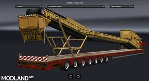 truck pack v1 5 american truck simulator mods ats mods oversized trailers evo pack mod for american truck simulator ats
