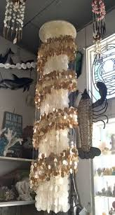 Faux Capiz Chandelier How To Make A Capiz Shell Chandelier Without Breaking The Bank 7
