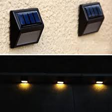 Outdoor Patio Solar Lights by Online Get Cheap Solar Entrance Light Aliexpress Com Alibaba Group