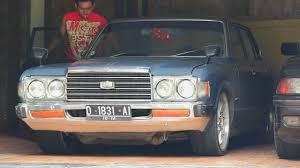 bengkel lexus di jakarta toyota crown 1978 with rocks exhaust sound youtube