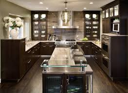contemporary kitchen light fixtures masculine custom elegant contemporary kitchen by drury design on homeportfolio