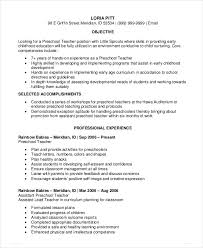 Creative Teacher Resume Templates 29 Teacher Resume Templates Free U0026 Premium Templates