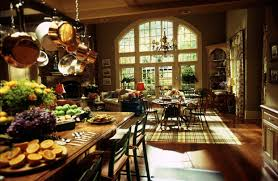 stepford wives houses interiors were shot at kaufman studios