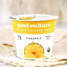 good culture organic cottage cheese pineapple u2013 milk and eggs