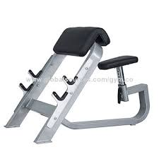 Bench Bicep Curls Biceps Curl Bench 50x100x3 0mm Steel Tube Double Powder Coating