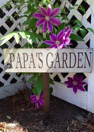 Personalized Garden Decor Custom Outdoor Garden Signs Home Outdoor Decoration