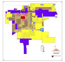 Chicago Zoning Map by Maps Levelland Economic Development