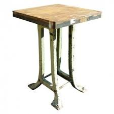 Wrought Iron Accent Table Cast Iron End Tables Foter
