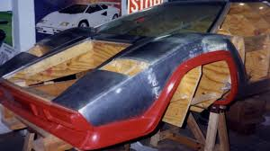 build a lamborghini kit car the who spent 17 years building the lamborghini