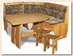 banc de cuisine en bois banc angulaire en bois cuisine banc massif massif groupe du