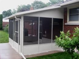 Patio Enclosure Kits Walls Only Diy Screen Room Kits Top Patio Enclosures Do It Yourself