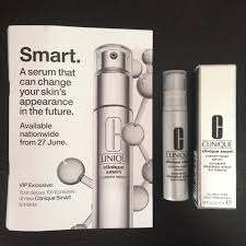 Clinique Skin Care Reviews Review New Clinique Smart Serum Plainjaynefashion